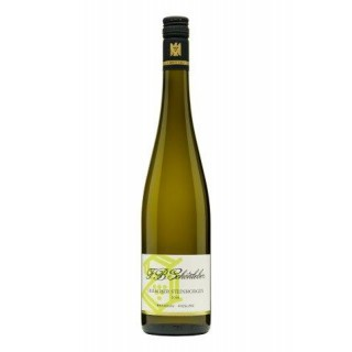 2020 Erbacher Steinmorgen Riesling feinherb - Wein- und Sektgut F.B. Schönleber