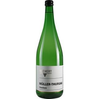 2018 Nordheimer Kreuzberg Müller-Thurgau Kabinett trocken 1L - Weingut Reichert