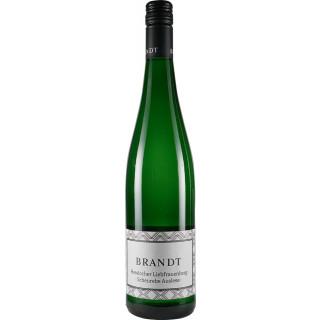 2018 Scheurebe Auslese Hesslocher Liebfrauenberg - Weingut Brandt