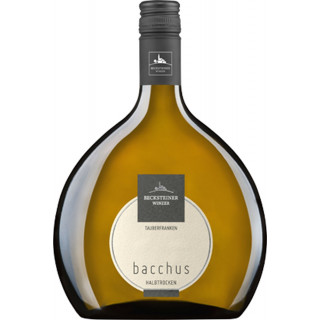 2020 Bacchus halbtrocken - Becksteiner Winzer eG