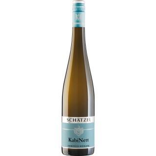 2017 Nierstein Kabinett VDP.Ortswein - Weingut Schätzel