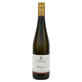 2019 Chardonnay trocken - Eugen Spindler Weingut Lindenhof