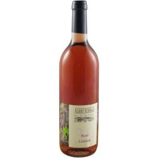 2019 Rosé lieblich - Weingut Albert Schwaab