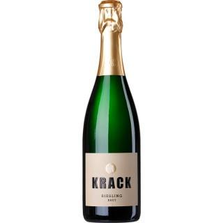 2015 Krack Riesling Brut - Sekthaus Krack