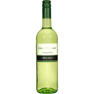 2016 Grand Seigneur Sauvignon Blanc - Rilling Sekt