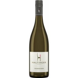 2017 Grauburgunder QbA Trocken - Weingut Haltinger