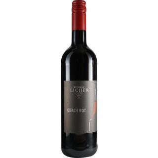 2019 Oifach rot QbA halbtrocken - Weinbau Reichert