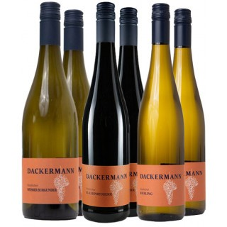 """Ab in den Winter"" Ortswein-Paket - Weingut Dackermann"