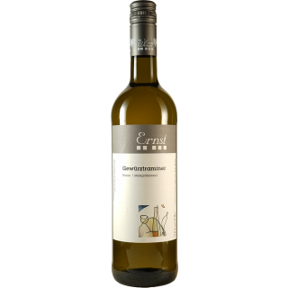 2019 Gewürztraminer halbtrocken - Weingut Ernst