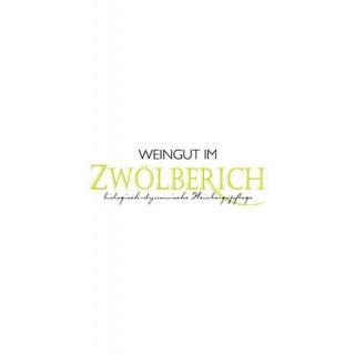 2017 Guldentaler Rosenteich Auxerrois Spätlese trocken BIO 0,5L - Weingut im Zwölberich