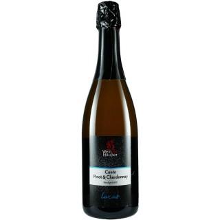 2018 Cuvée Pinot & Chardonnay LUXUS Winzersekt brut - Weingut Häußer