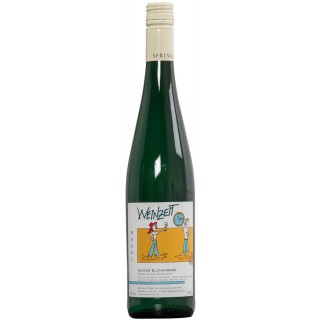 2020 Riesling Feinerb feinherb - Weingut Borchert
