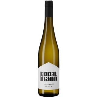 2018 Hügeligweiß feinherb - Weingut Eppelmann