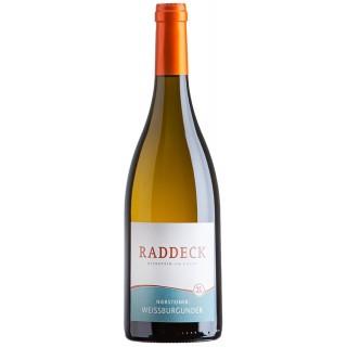 2020 Niersteiner Weißburgunder trocken - Weingut Raddeck