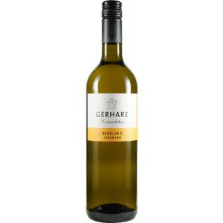 2018 Riesling feinherb 1L - Gerharz Weinerlebnis
