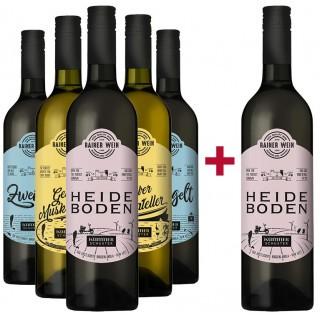 5+1 Rainer Wein Entdeckerpaket - Weingut Rainer Wein