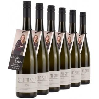 Seite an Seite-Weißwein-Paket // Weingut Lahm