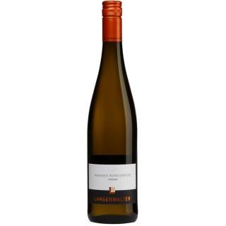 2019 Weisser Burgunder vom Löss trocken - Weingut Langenwalter