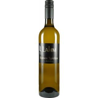 2016 Kerner Spätlese lieblich - Weingut Lahm