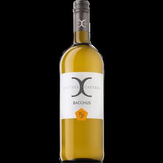 2019 CASTELL-CASTELL Bacchus halbtrocken 1,0 L - Weingut Castell
