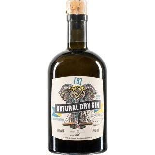 Natural Dry Gin whisky barrels 0,5 L - Weingut Daniel Mattern