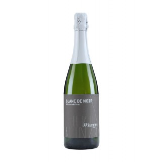 Blanc de Noir Winzersekt brut - Wein- und Sektgut Weber