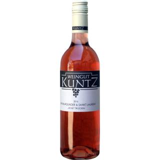 2018 Spätburgunder & Sankt Laurent Rosé trocken - Weingut Kuntz