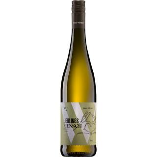 2020 Lieblingsmensch Weiß feinherb - Weingut Josef Wörner