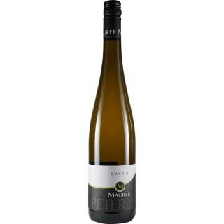 2018 Bacchus lieblich - Weingut Maurer