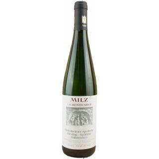 2002 Trittenheimer Apotheke Riesling Spätlese halbtrocken - Weingut Josef Milz