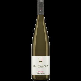 2018 Weiler Schlipf Gutedel QbA Trocken - Weingut Haltinger