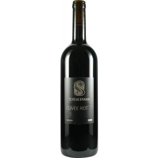 2014 Premium Cuvée Rot trocken - Weingut Scheuermann