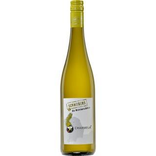2017 CHAMEUR Riesling Spätlese trocken - Weingut Weinmanufaktur Schneiders