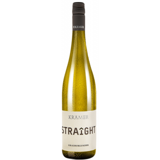2017 Krämer Straight Grauburgunder Trocken - Weingut Krämer