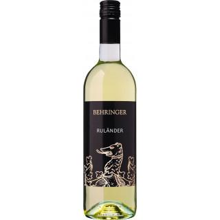 2019 Ruländer lieblich - Weingut Behringer