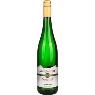 2019 Kröver Paradies Kerner Spätlese süß - Weingut Kaufmann-Nowack