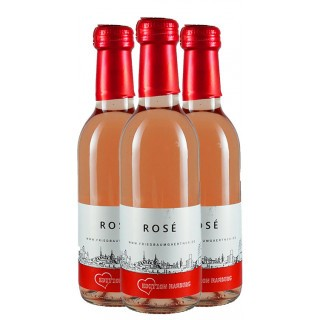 2019 Rosé Hamburg Edition trocken 0,25 L - Weingut Fried Baumgärtner