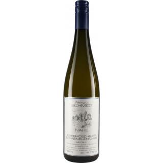 2019 Obermoscheler Sonnenplätzchen Bacchus lieblich - Weingut Schmidt