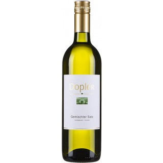 2020 Gemischter Satz trocken - Weingut Dopler