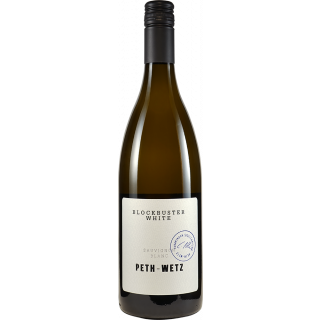 2018 Blockbuster White Sauvignon Blanc - Weingut Peth-Wetz