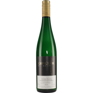 2016 Schiefer Waldracher Sonnenberg Riesling Qualitätswein fruchtig lieblich - Weingut Gebrüder Steffes