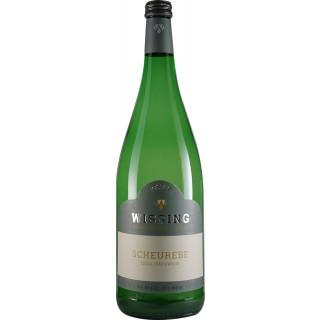 2019 Scheurebe mild 1L - Weinkellerei Emil Wissing