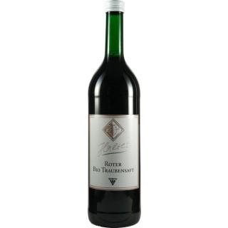 Traubensaft rot Bio 0,7 L - Weingut Halter