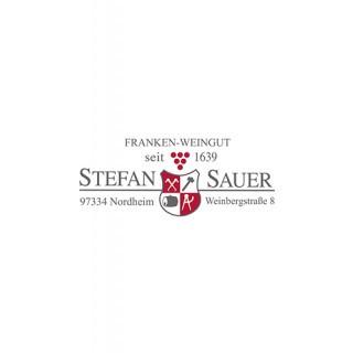 2019 Müller-Thurgau Volkacher Kirchberg Qualitätswein trocken 1,0 L - Weingut Stefan Sauer