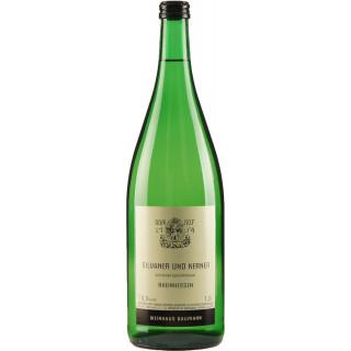 2020 Silvaner und Kerner GUTSWEIN lieblich 1,0 L - Weingut Domhof