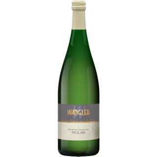 2019 Abstatter Schozachtal Riesling halbtrocken 1,0 L - Weinkellerei Wangler