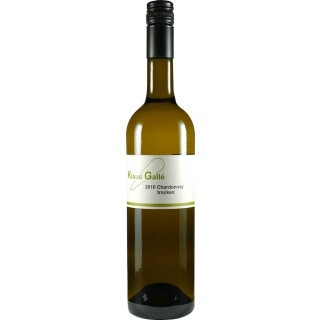 2017 Chardonnay trocken - Weingut Gallé