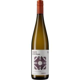 2018 Silvaner Trocken Basic - Weingut Scheuring