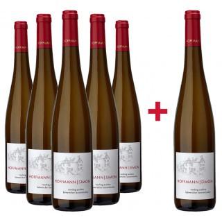 Köwericher Lauentiuslay Riesling Spätlese Paket - Weingut Hoffmann-Simon