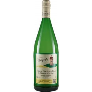 2018 Riesling Sauvignon blanc Scheurebe trocken 1L - Familienweingut Dechent